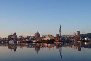 Rostock Hafen