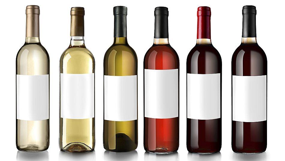 Produktfotos Weinflaschen