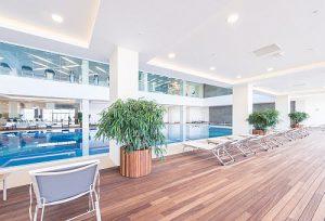 Hotelfoto Pool
