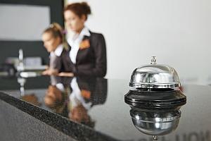 Hotelfotografie Rezeption