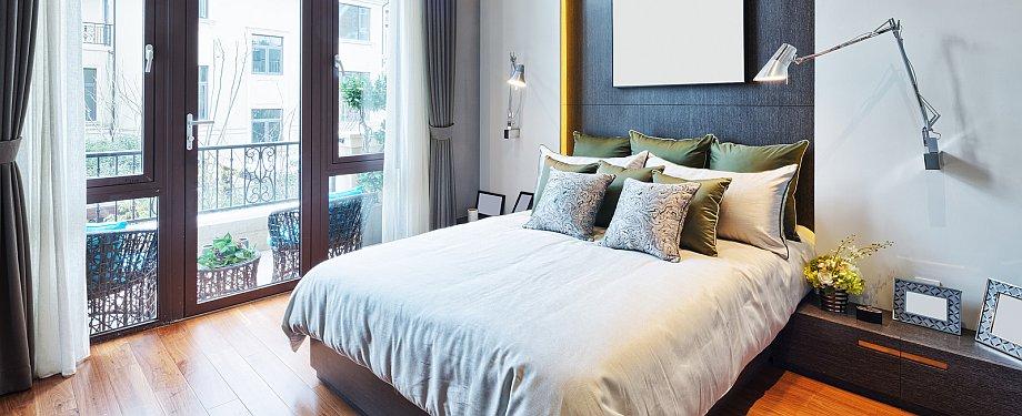 Hotelfoto eines Zimmers