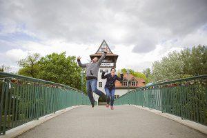 Treptower Park Paarfotos