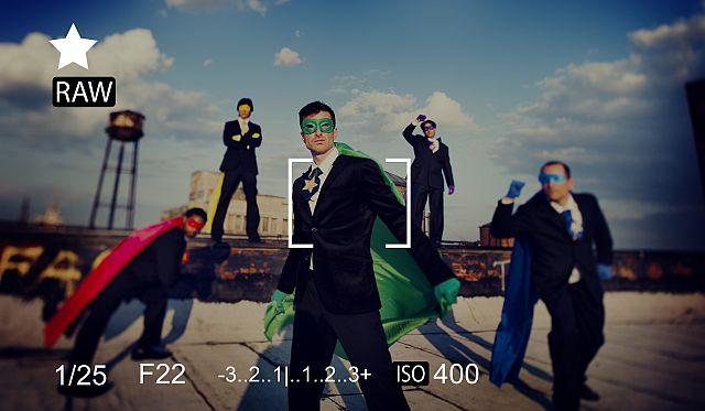 Hero Fotografen