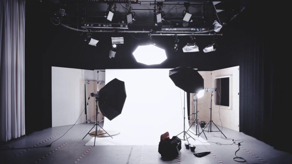 Fotostudio für Produktfotografie