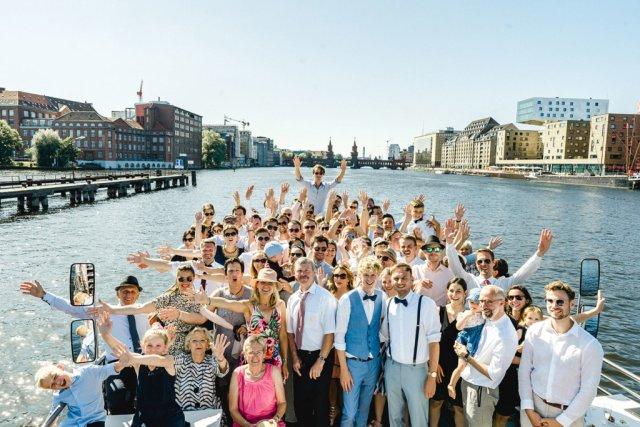 Gay Wedding Hochzeitsbilder in Berlin an der Spree